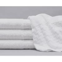 "Best Western Elevations Hand Towel, 16x30"", 3.5 Lbs/Dz, White, Case Of 120"