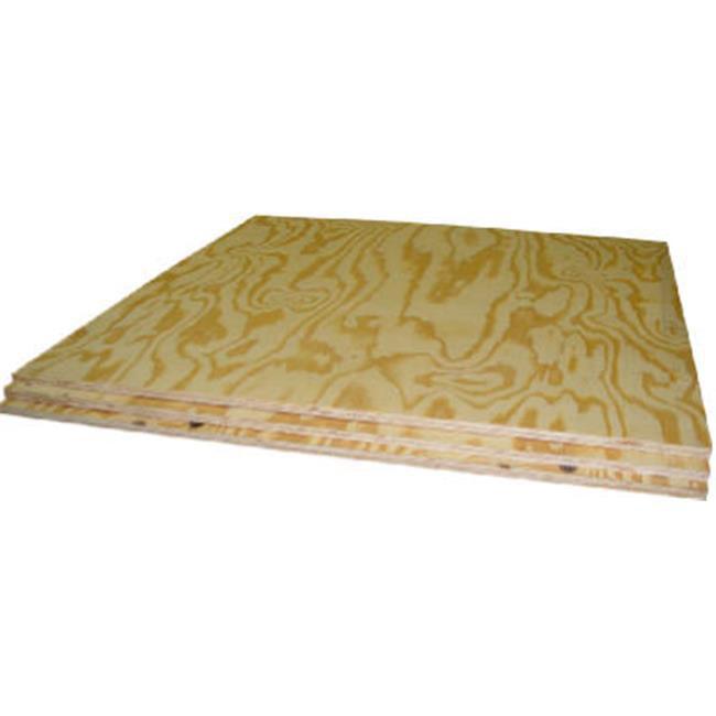 Alexandria Moulding Inc 3/8x4x4 Plywood Panel