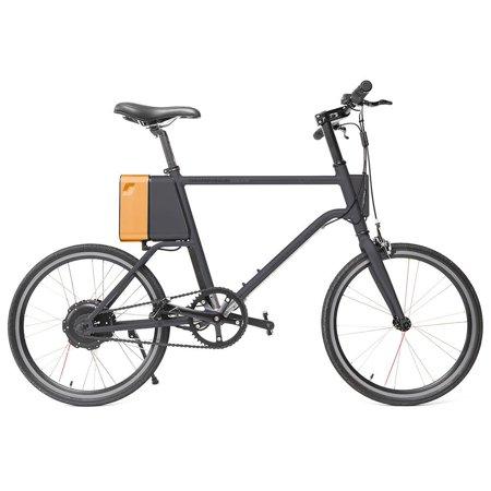Rosso motors classic urban electric bike commuter bike for Autokraft motors las vegas