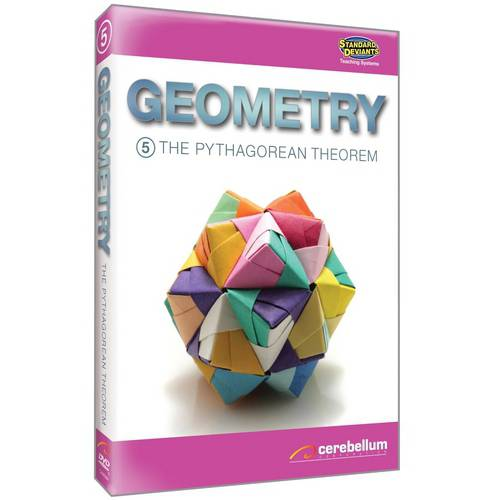 Standard Deviants: Geometry Module 5 - The Pythagorean Theorem