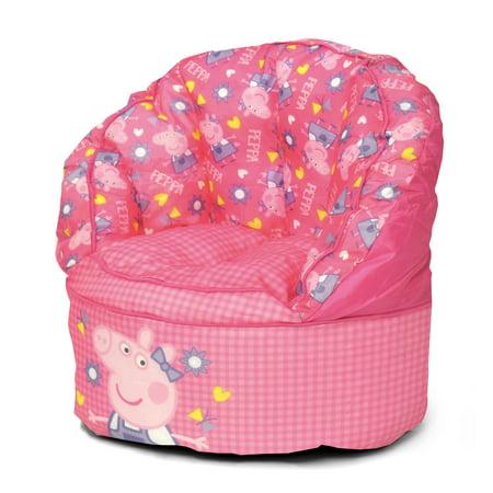 Best Peppa Pig Kids Bean Bag Chair deal