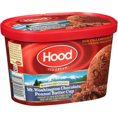 Hood Chocolate Peanut Butter Ice Cream