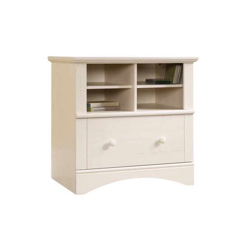 Drawer Lateral Wood File Cabinet