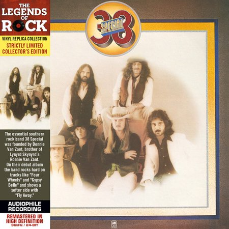 38 Special - 38 Special [CD] Usa Spec Cd Changers