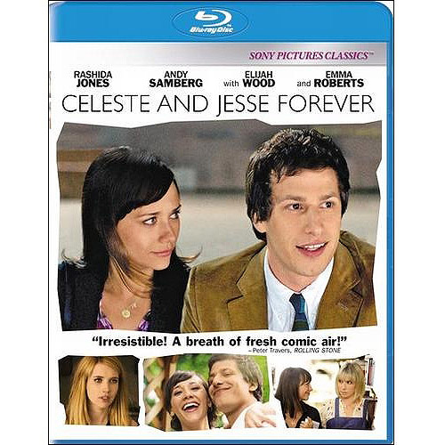 Celeste And Jesse Forever (Blu-ray) (Widescreen)