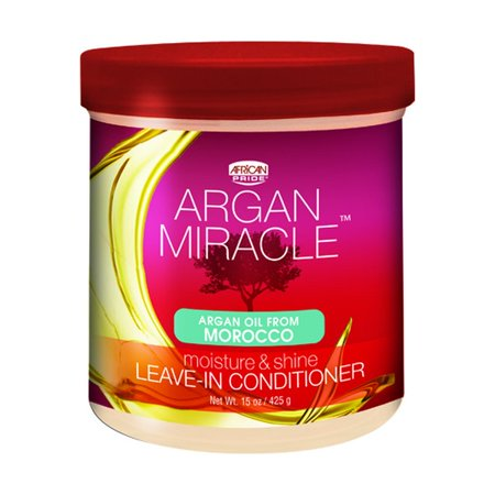 Africanpride Argan Miracle Leave In Conditioner