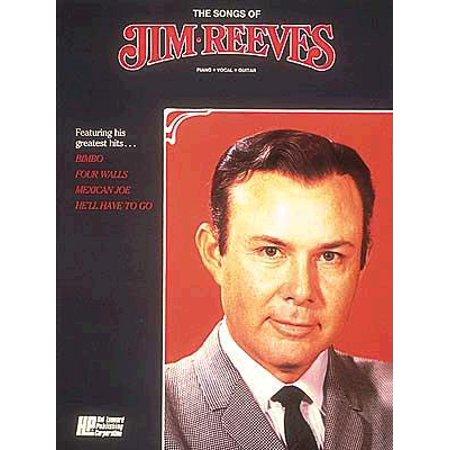 The Songs of Jim Reeves Jim Reeves Songs