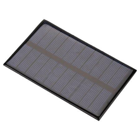 Sonew 1.2W 5V Mini Portable Polycrystalline Solar Panel DIY Power Module Charger 110*69mm, Battery Solar Panel, Mini Solar Panel - image 2 of 8