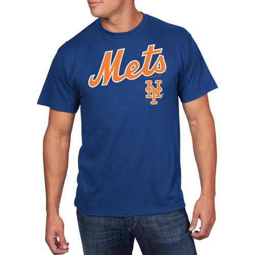 Majestic MLB - Men's NY Mets Team Tee