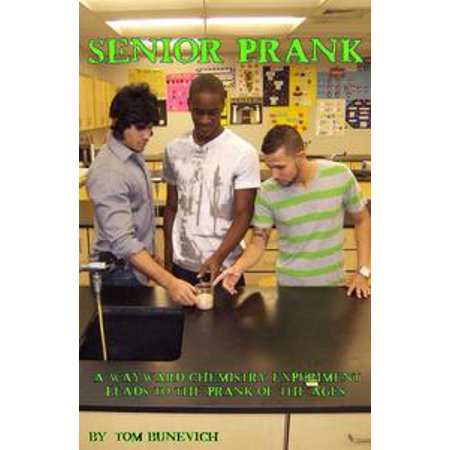 Senior Prank - eBook - E News Halloween Prank