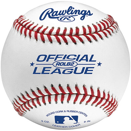 Rawlings Official League Baseball by Rawlings