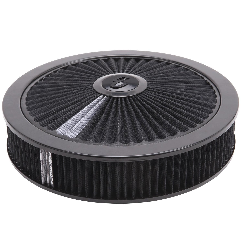 Edelbrock 1235 Pro-Flo Air Filter Assembly