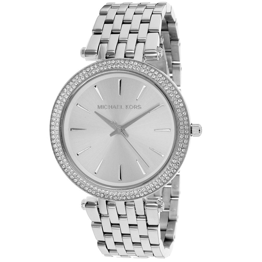 Michael Kors Women's Darci Stainless Steel Bracelet Watch MK3190