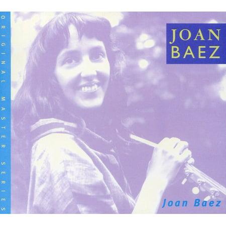 Joan Baez 1 (CD) (Remaster) (Joan Baez Best Of Joan C Baez)