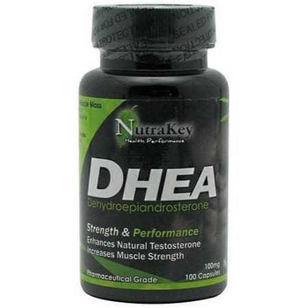 Nutrakey DHEA 100 mg 100 CT