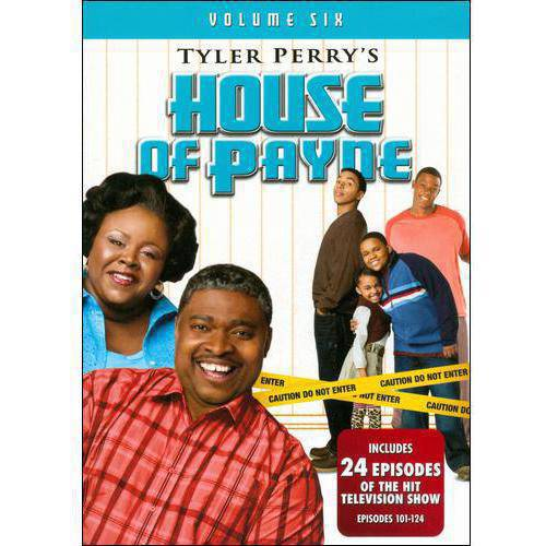 Tyler Perry's House Of Payne, Vol. 6 (Full Frame)