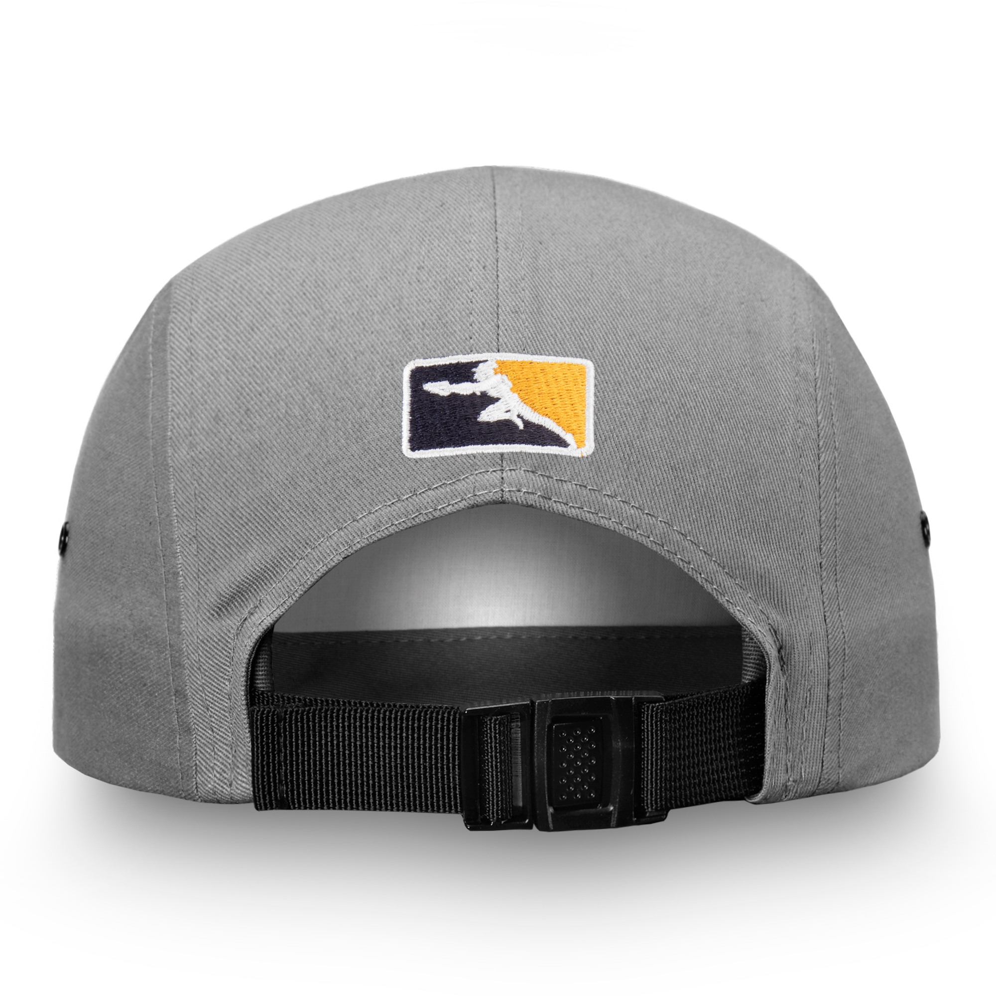 521583ea Guangzhou Charge Fanatics Branded Overwatch League Five-Panel Camper  Adjustable Hat - Gray - OSFA
