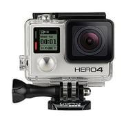 Refurbished GoPro HERO4 Silver 12 MP Action Camera