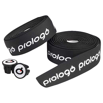 TAPE & PLUGS PROLOGO ONETOUCH GEL BK/WH