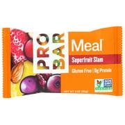 Probar Organic Superfruit Slam Bar, 3 Oz, Pack Of 12