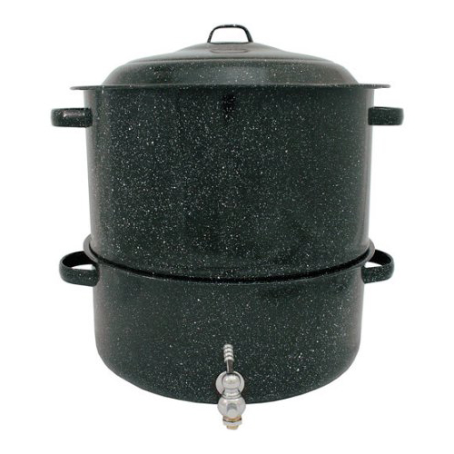 COLUMBIAN HOME PRODUCTS 6316-1 19Quart Cover Clam Steamer
