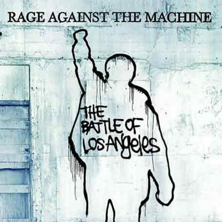 Battle of Los Angeles (CD) (Los Angeles Halloween Concert)