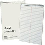 Ampad Kraft Cover Steno Book, 1 Each (Quantity)