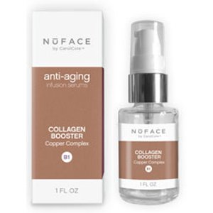 NuFACE Collagen Booster - Copper Complex, 1.0 fl. oz.