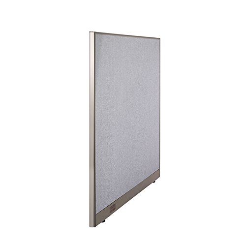 """48""""W x 60""""H Wall Mounted Office Partition Cubicle Panel R..."""