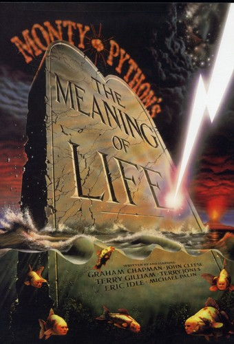 Monty Python's The Meaning Of Life (DVD) by Ingram Entertainment