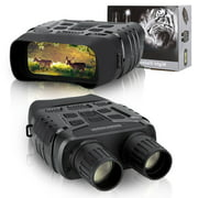 """EEEkit Night Vision Goggles, Digital Night Vision Binoculars with 2.31"""" TFT LCD, Infrared Night Vision can take HD Photo & 960p Video from 984 ft Viewing Range HD Night Vision with 7 IR Level"""
