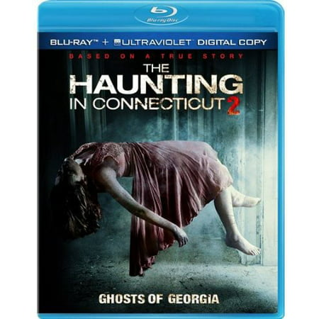 The Haunting In Connecticut 2: Ghosts Of Georgia (Blu-ray + Digital Copy)