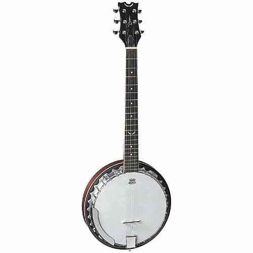 Dean Backwoods 6-String Banjo by Dean