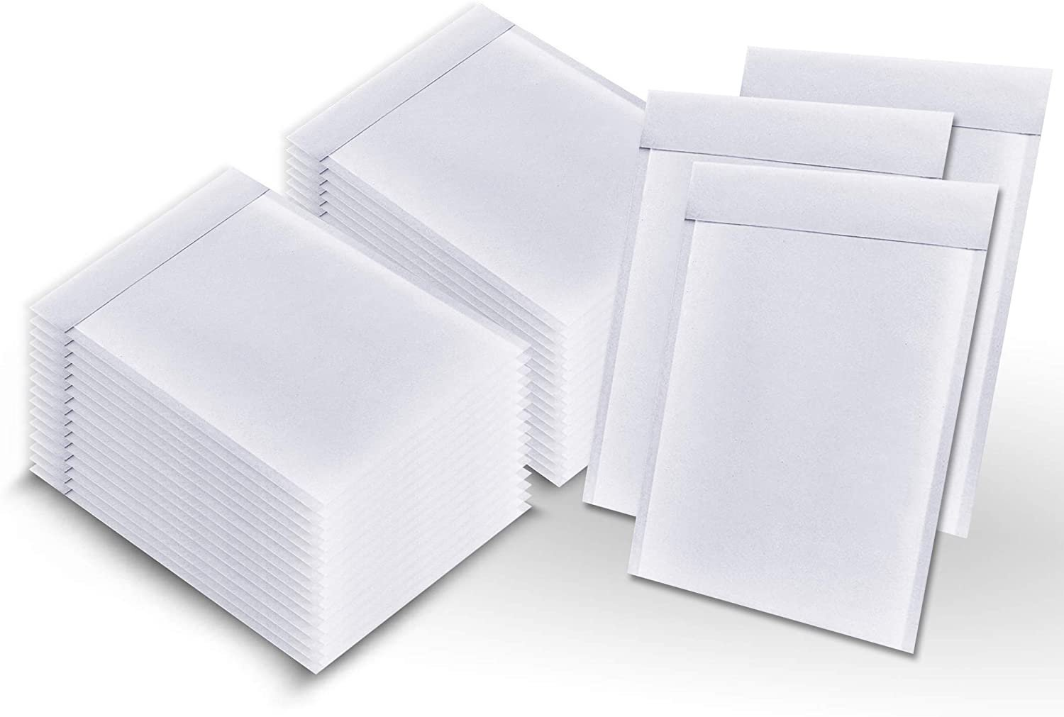 100 6x9 j White PoLY MAILERS ENVELOPES BAGS 6 x 9