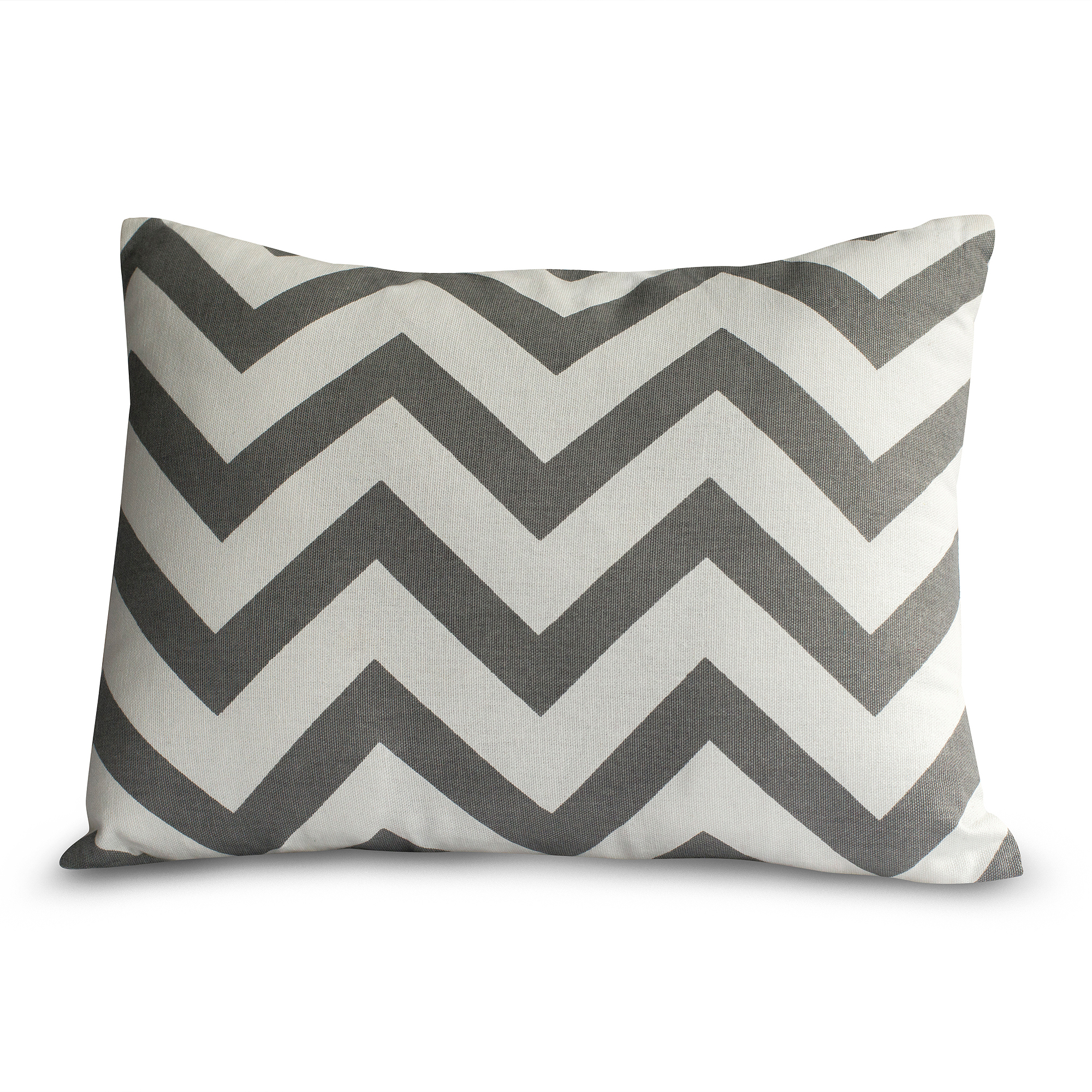 9 by Novogratz Pattern Play Decorative Pillow, Grey/Blue