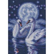 "Symbol Of Loyalty Counted Cross Stitch Kit-4""X6"" 14 Count"