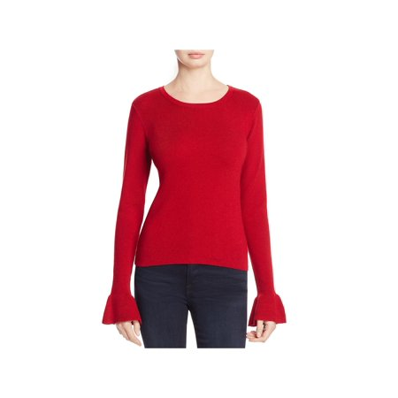 Cupcakes and Cashmere Womens Knit Slim Fit Pullover Sweater