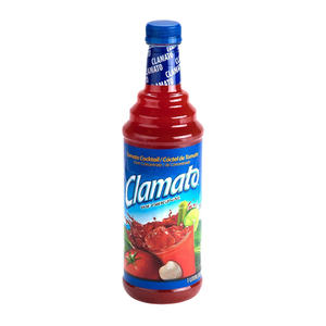 Mott's Inc.  10008415  Clamato (SET OF 12 PER CASE)