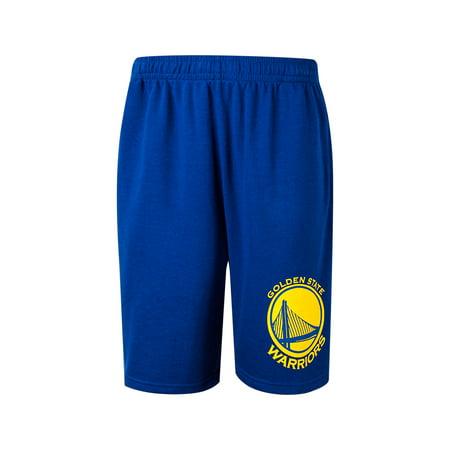 - Golden State Warriors NBA Men's Front Runner Knit Jam Lounge Shorts