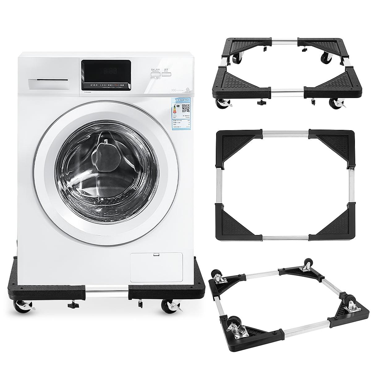 Appliances Stacked Washer & Dryer Units Washing Machine Stand Base ...