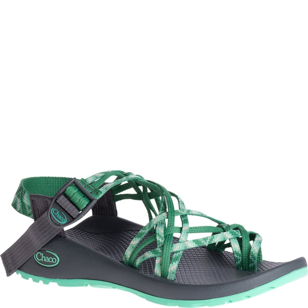 Chaco J106632: Z Cloud X2 Puzzle Poppy Sandals by Chaco