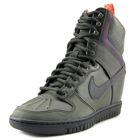 23c5748041a6 Nike - Nike Dunk Sky Hi SNKRBT 2.0 Women US 6 Green Sneakers - Walmart.com