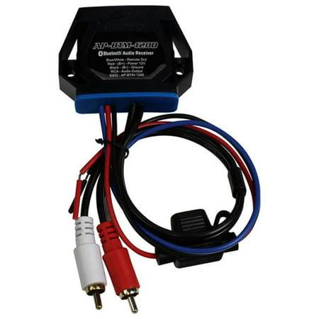 Audiopipe APBTM1200 Marine Bluetooth Audio Receiver - image 1 de 1