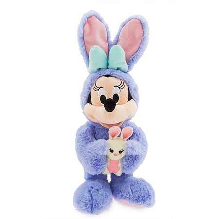 Disney Store 2019 Minnie Mouse Easter Medium Plush New with Tags (Minnie Mouse Stuff)