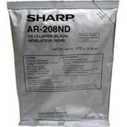 Premium Power AR208ND-OEM Sharp Copier Developer-OEM, Black