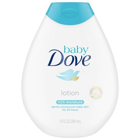 Baby Dove Baby Lotion Rich Moisture 13 oz