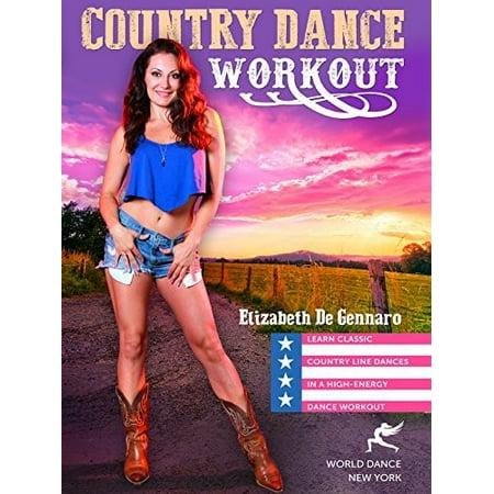Country Dance Workout With Elizabeth De Gennaro