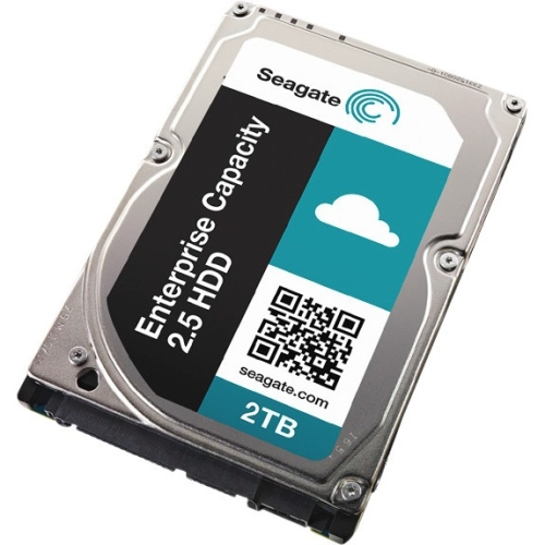 "Seagate ST2000NX0243 Enterprise 2TB SATA 2.5"" Internal Hard Drive by Seagate"