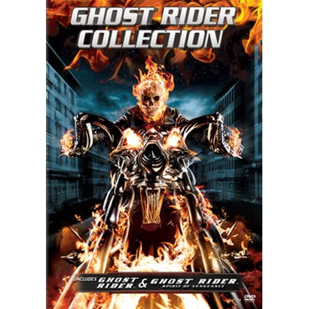 Ghost Rider / Ghost Rider: Spirit of Vengeance (DVD) (VUDU Instawatch Included) for $<!---->