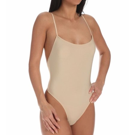 9cec8715e4 Only Hearts - Women s Only Hearts 8288 Second Skin Thong Bodysuit -  Walmart.com